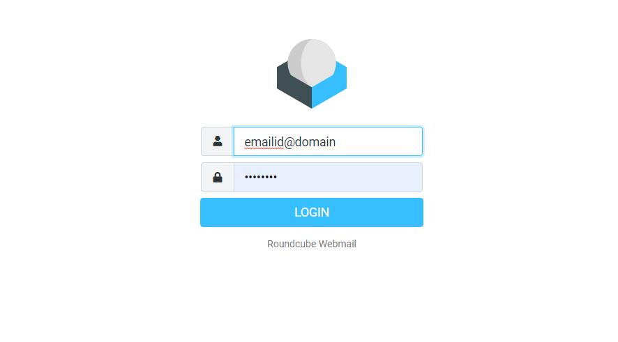 E-mail password